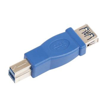 S.C.E 世淇USB3.0 A母/B公轉接頭