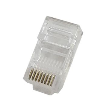 S.C.E 世淇 8P8C電話線接頭(10個)