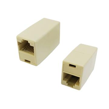 S.C.E 世淇 電話網路線轉接頭雙母(8C蕊)