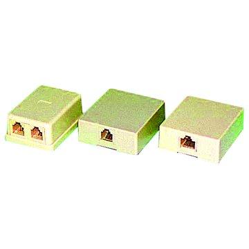 S.C.E 世淇4C雙孔接線盒