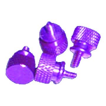 SUNBEAM 免工具螺絲 紫色