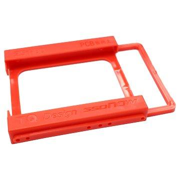 I-WIZ 彰唯 2.5吋硬碟/SSD轉3.5吋塑膠轉接架