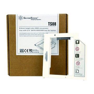 UPMOST 登昌恆TS08 9.5mm 2.5吋 硬碟轉接架