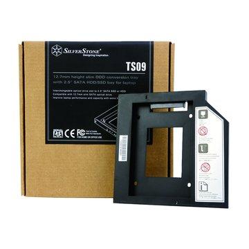 UPMOST 登昌恆TS09 12.7mm 2.5吋 硬碟轉接架