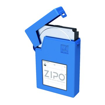 MUKii 萌科技 3.5吋硬碟保護盒-天空藍