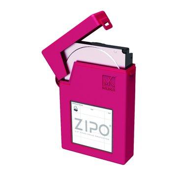 MUKii 萌科技 3.5吋硬碟保護盒-玫瑰粉