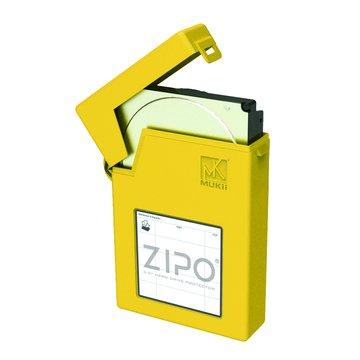 MUKii 萌科技 3.5吋硬碟保護盒-經典黃