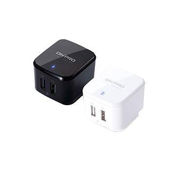ONPRO 鴻普光電 USB雙孔輸出6A充電器 UC-HS6A2P