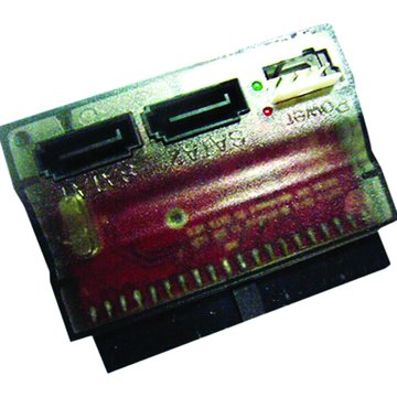 vision 創視 IDE TO SATA雙向轉接卡