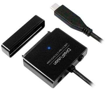 GALILEO 伽利略 Type-C USB3.1 to SATA 精裝版 (U31CS685)