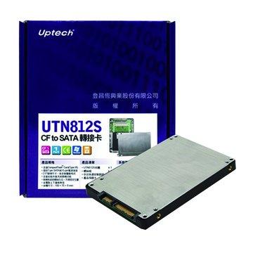 Uptech UTN812S CF to SATA 轉接卡