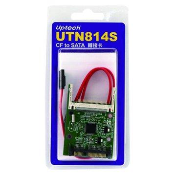 Uptech UTN814S CF to SATA 轉接卡