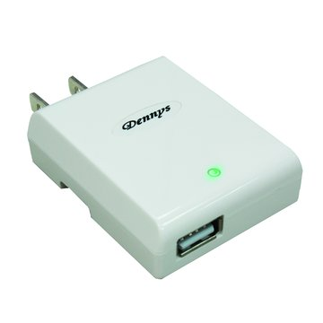 Dennys 鼎鋒 USB 1A充電器