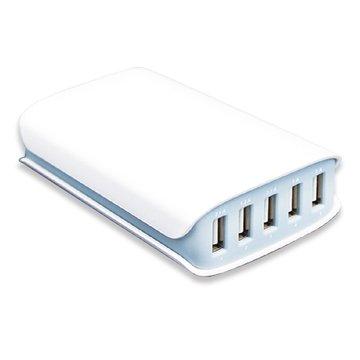 JETART 捷藝UCA5050 五孔智慧型USB充電器