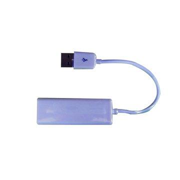 S.C.E 世淇 USB 2.0網路轉接線.