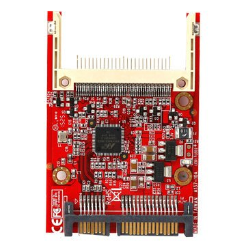 Uptech UTN811S-B CF to SATA 轉接卡