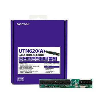 Uptech UTN620 SATA轉IDE介面轉換器/卡