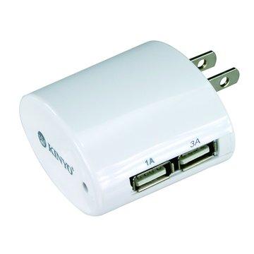 KINYO 金葉CUH-22 USB極速充電器
