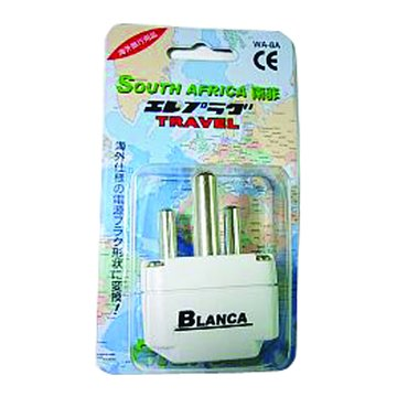 BLANCA 博覽家WA-8A大南非地區專用萬國轉換插座