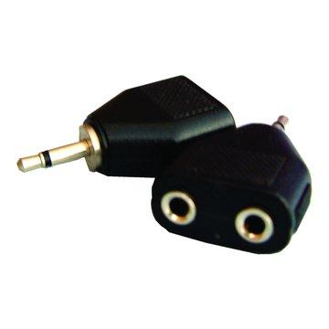 S.C.E 世淇 VD-2 3.5單音頭-雙6.3單音座
