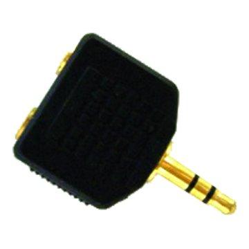 S.C.E 世淇VD-69 3.5公-3.5母X2鍍金