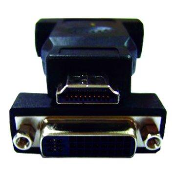 S.C.E 世淇GC-66 HDMI公-DVI(29)母