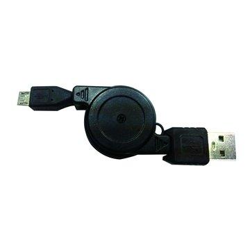 S.C.E 世淇USB A公/Micro B公  易拉線
