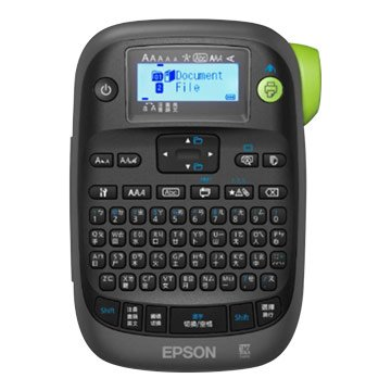EPSON LW-K400可攜式標籤機(無內含變壓器)