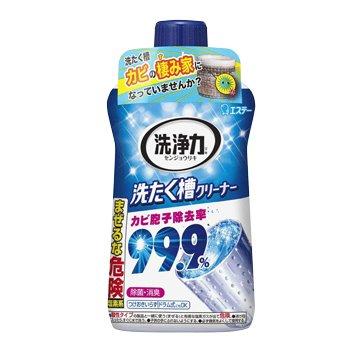 日本洗淨力洗衣槽清潔劑550g