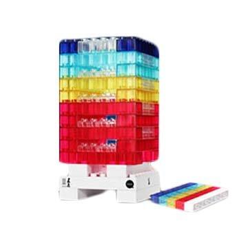 USB LED創意diy積木概念燈