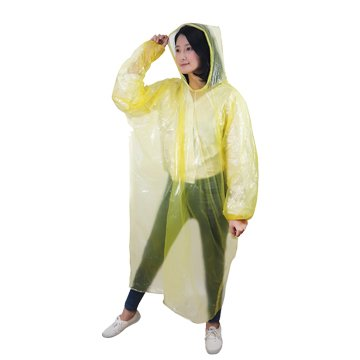 KINYO RCT-641 輕便雨衣(長袖型)
