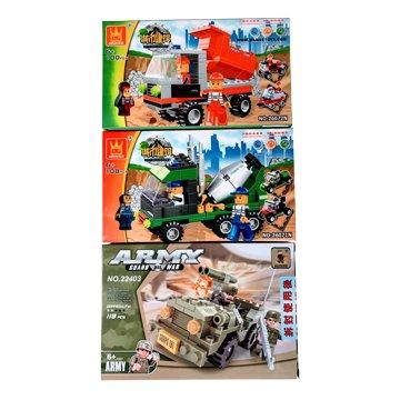 綜合玩具積木 - A