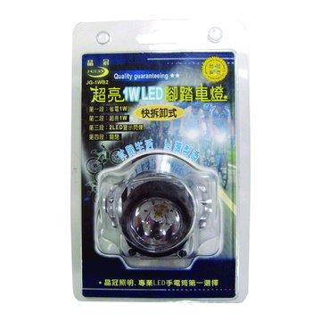 J-GUAN 晶冠七段式腳踏車尾燈