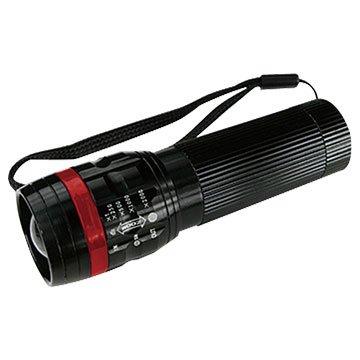 KINYO 金葉LED-608 100流明超亮晶片伸縮手電筒