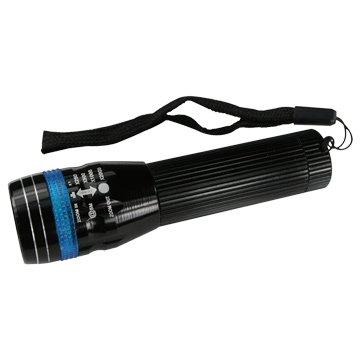 KINYO 金葉LED-605 8WLED超亮伸縮手電筒