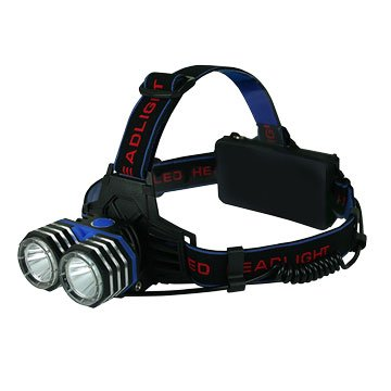 KINYO 雙T6強光頭燈 LED-730