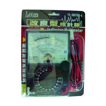 S.C.E 世淇大型指針型電錶