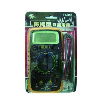 S.C.E 世淇液晶顯示型電錶