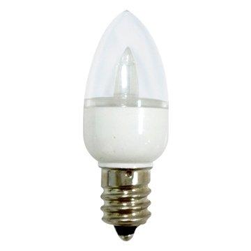 MAX STAR 太星ANB228L 0.5W E12 四季光超亮LED節能燈泡-暖白光
