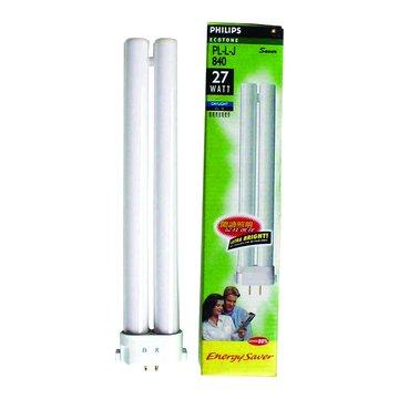 PHILIPS 飛利浦 PL-LJ27W840 27W燈管(白光)(福利品出清)