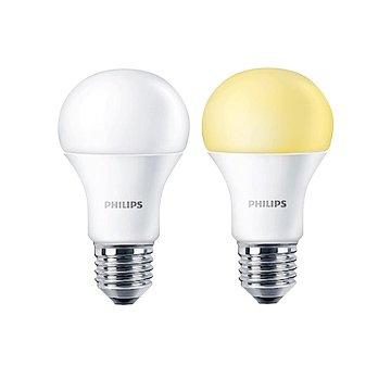 PHILIPS LED 8W/E27/3000K/廣角 黃光燈泡