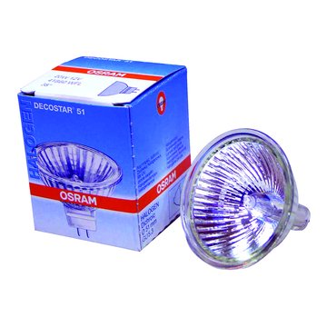 OSRAM 歐司朗 50W 封閉式鹵素杯燈(福利品出清)