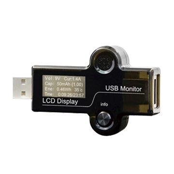 GALILEO 伽利略USB 快充 電流/電壓檢測器