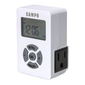 SAMPO 聲寶EP-U142T 電子式定時器