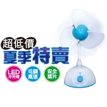 iCooby F3 白藍 USB風扇