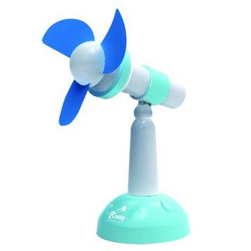 iCooby F003 藍色/USB桌上型風扇