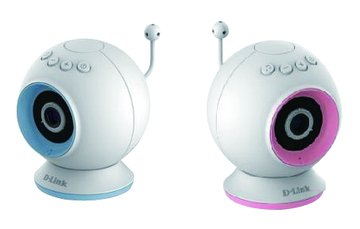 D-LINK DCS-825L 高畫質寶寶專用無線網路攝影機