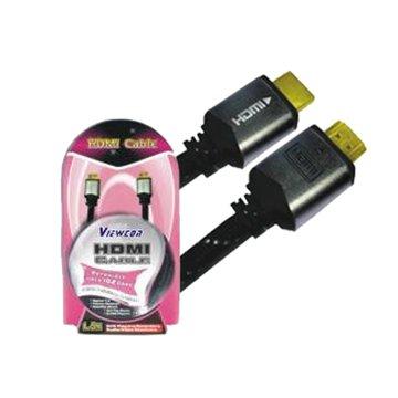 Pro-Best 柏旭佳HDMI/Mini HDMI 1.8M 1.3版  RoHS