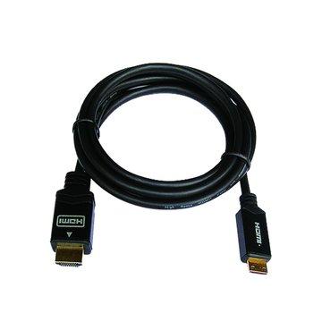 Pro-Best 柏旭佳HDMI/Micro HDMI 1.8M 1.4版 RoHS.