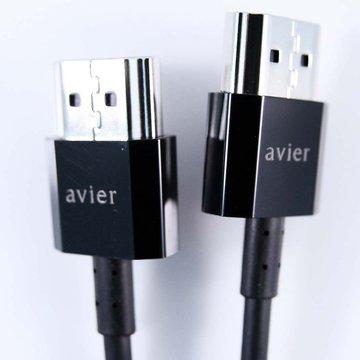 avier HDMI超薄極細線 2M